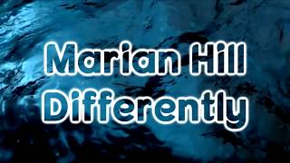 Marian Hill - Differently [Lyrics on screen]