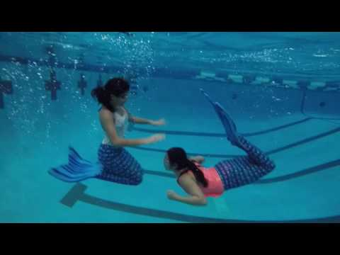 How to be a mermaid: Try these AWESOME tricks!