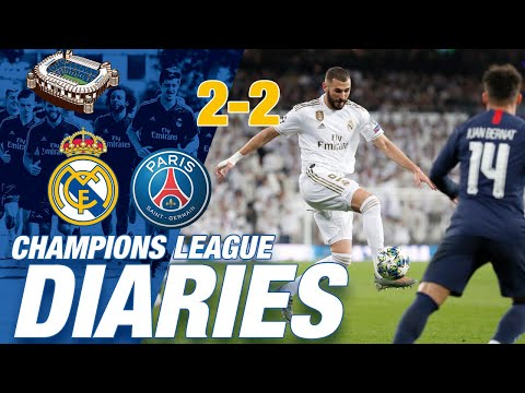 Champions League diaries | Real Madrid vs PSG (Day Two)