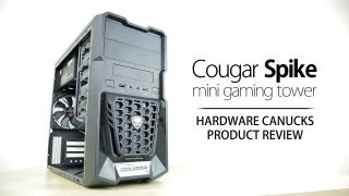 Cougar Spike Mini Tower Case Review
