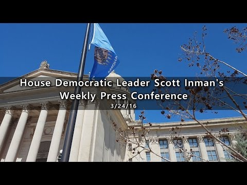 House Democratic Weekly Press Conference