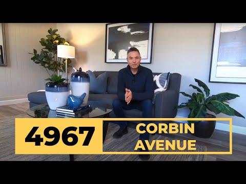 Available for Sale: 4967 Corbin Avenue, San Jose