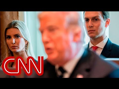 NYT: Trump using Kelly to push out Ivanka