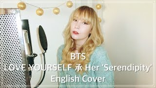 figcaption BTS - SERENDIPITY (English Cover)