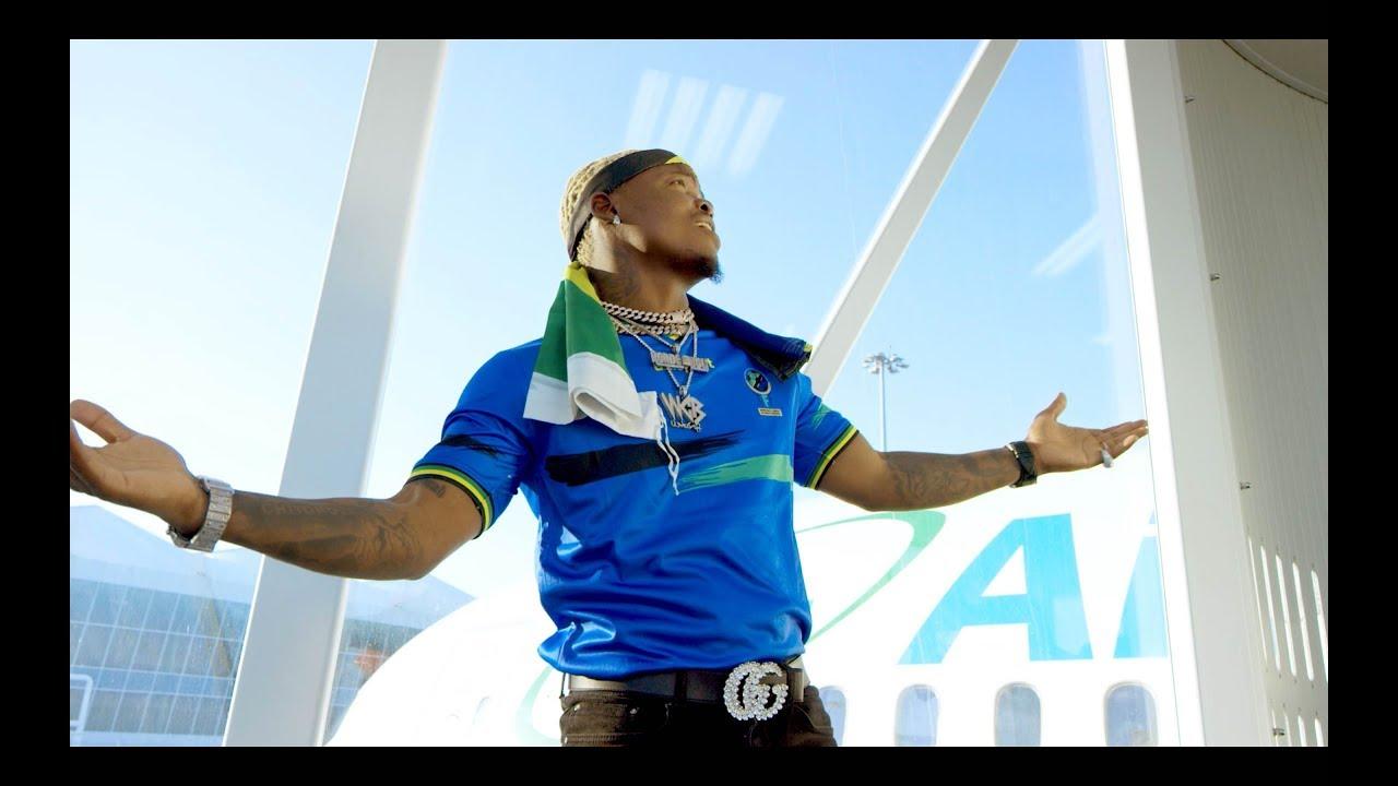 Download Harmonize - Magufuli (Official Music Video) Sms SKIZA 8547071 to 811