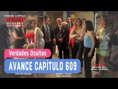#VerdadesOcultas - Avance Capítulo 609