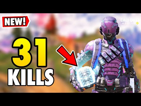 *NEW* POLTERGEIST INVISIBILITY SKILL IS INSANE! | CALL OF DUTY MOBILE BATTLE ROYALE