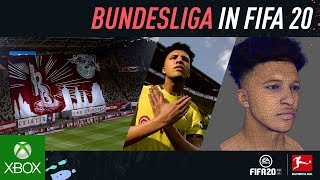 FIFA 20   The Definitive Bundesliga Experience