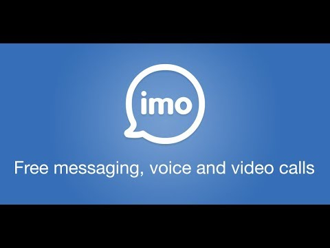 IMO.Im Messenger : IMO Im Instant Messenger Review - YouTube