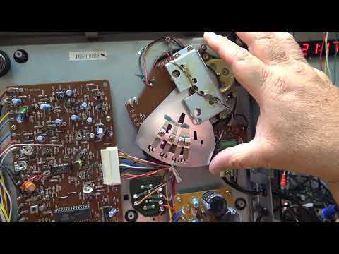Fisher MT 6360 Fully Automatic Programmable Turntable Troubleshooting