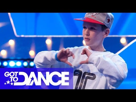 Tom | Audition | Got To Dance 4