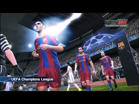 PES 2011 Pro Evolution Soccer | Final Trailer (2010)