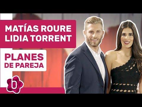"Lidia Torrent y Matías Roure: ""Somos fanáticos de 'OT 2018"""