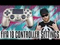 FIFA 18 Controller Settings - How I Play Fifa 18 on Playstation 4