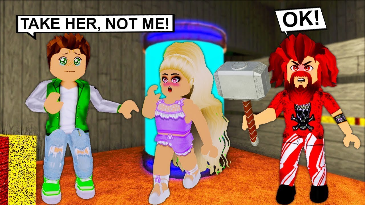 My Boyfriend Betrayed Me And Got Me Captured In Flee The Facility