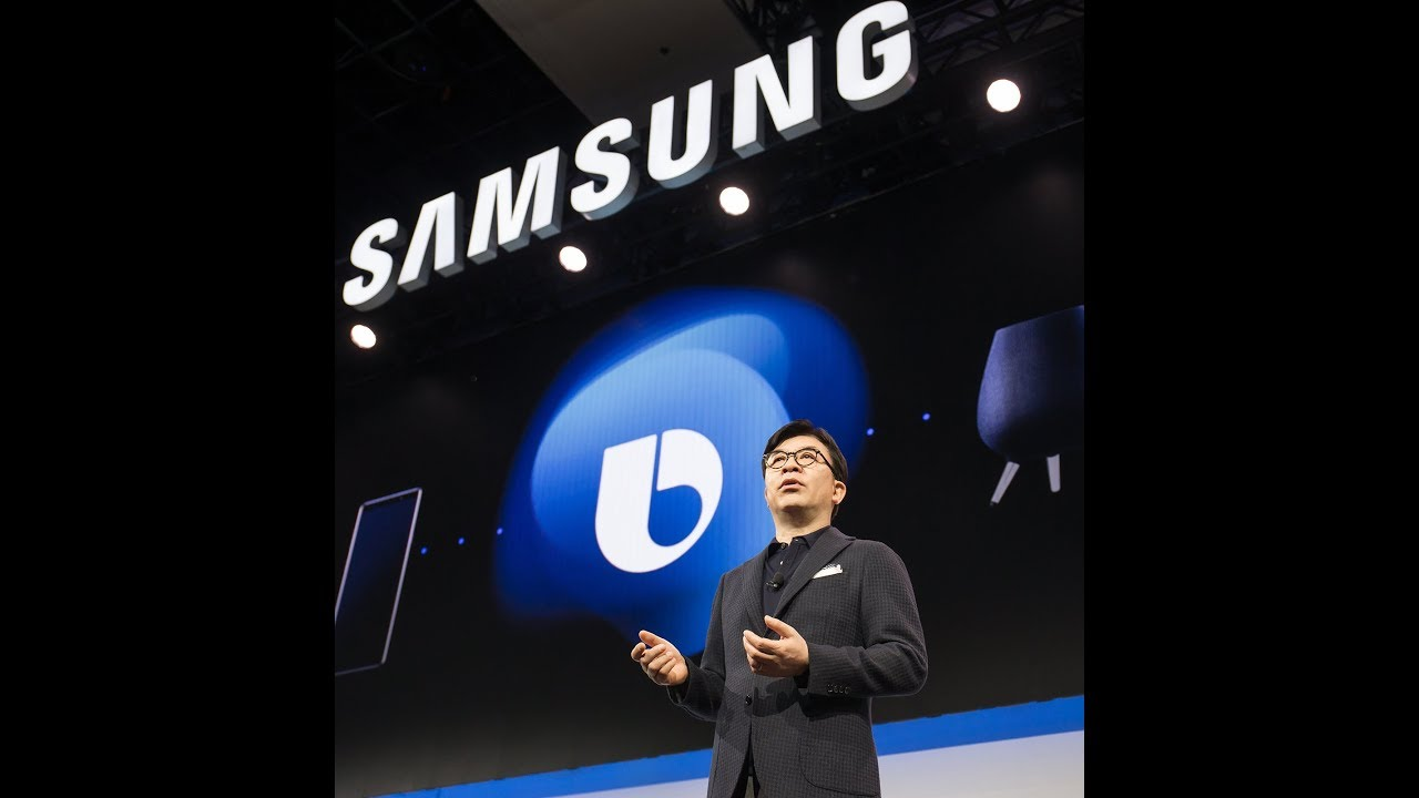 Video] CES 2019 Samsung Press Conference Highlights