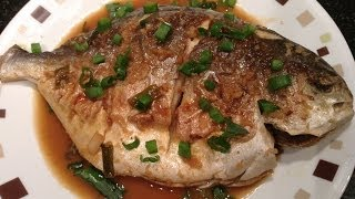 My Chinese Recipes Fish Stew! Healthy and Easy!