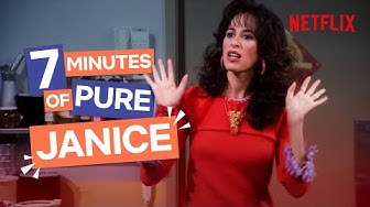 The Worst Of Janice | Friends