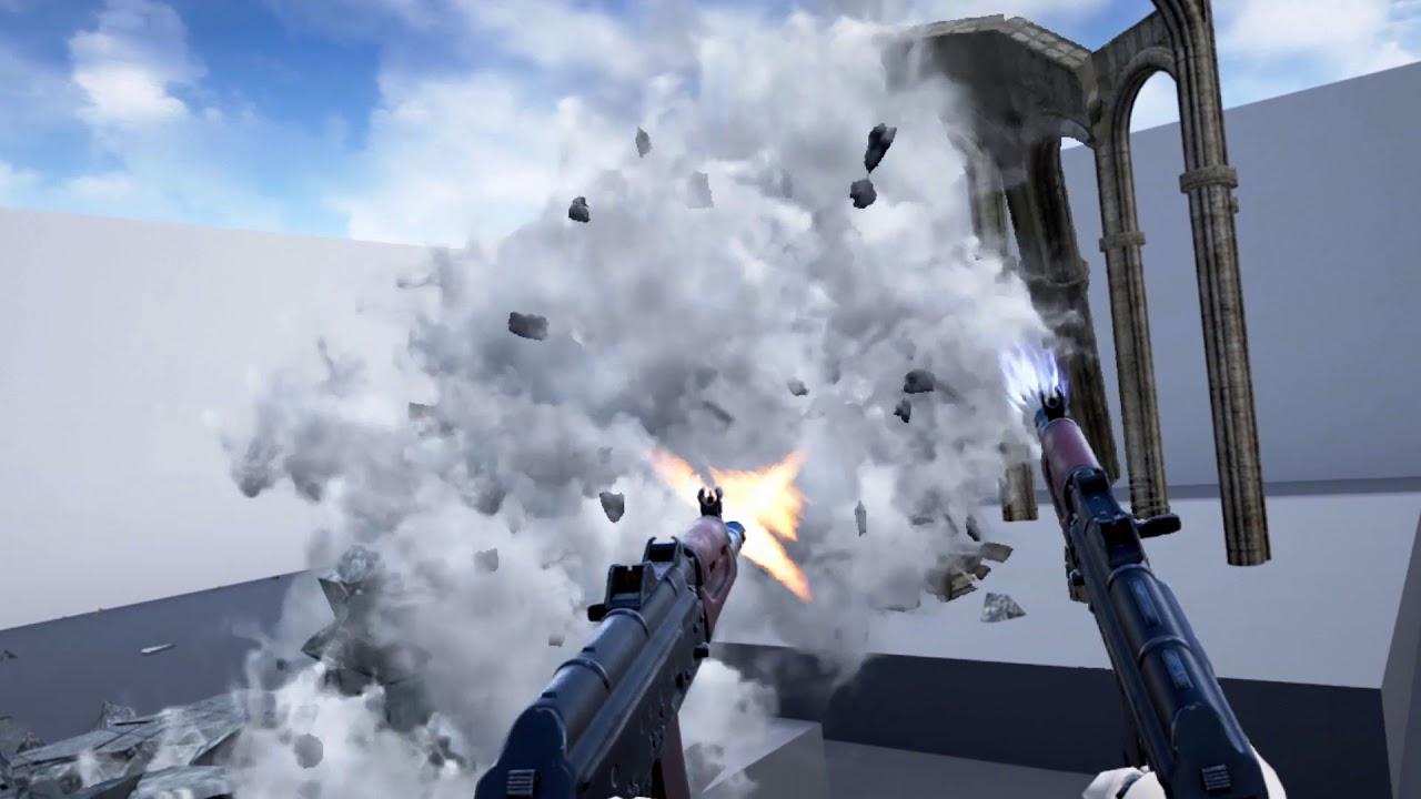 Nvidia blast unreal