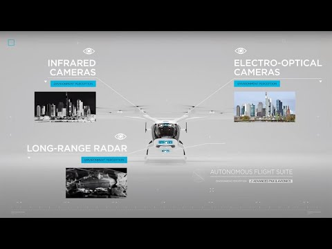 Autonomous Flight – Made in Germany! Volocopter Explains Autonomous Air Taxis