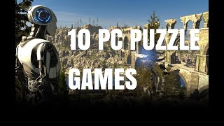 10 Puzzle Games To Play On Your PC