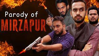 Mirzapur Parody   Comedy Skit    Sajid Ali