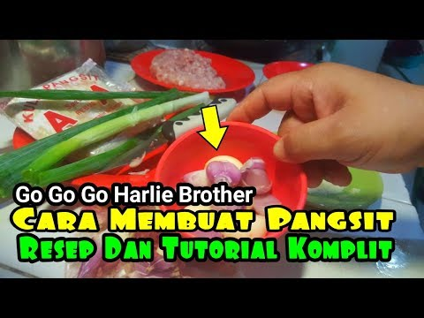 resep-dan-cara-membuat-pangsit-goreng/rebus-bahan-dan-isian-|-how-to-make-pangsit-fried-or-steam