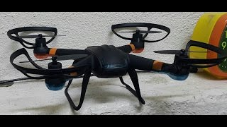 field flight test huiying toys gw007 1
