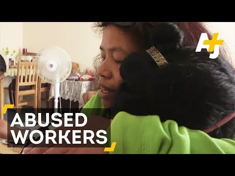 Rescuing Exploited And Abused Migrant Workers In The UK