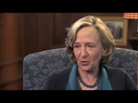 The Takeaway | Interview with MIT President Dr. Susan Hockfield ...