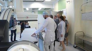 в Мозыре открылся кардиоцентр