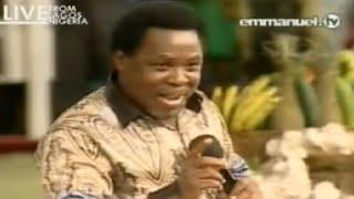 SCOAN 07/12/14: Faith In God & Mass Prayer With TB Joshua. Emmanuel TV