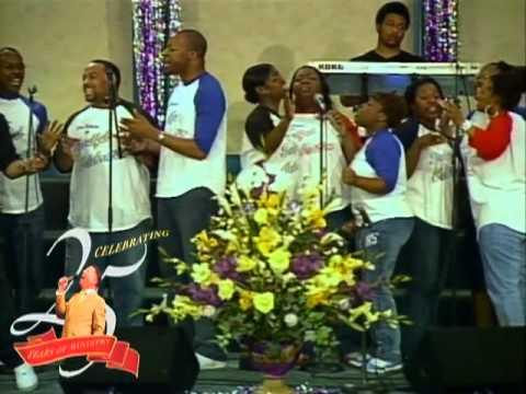 Greg Roberts and Soulful Celebration Ricky Dillard There Is No Way