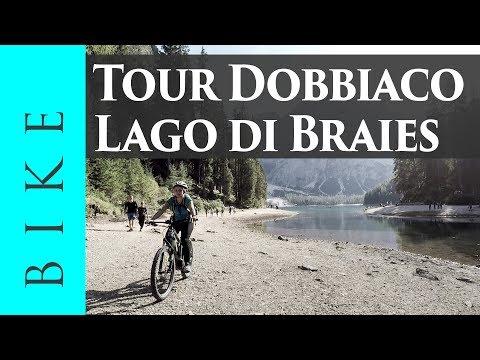 MTB tour Prato Piazza: Dobbiaco – Lago di Landro – Prato Piazza – Lago di Braies - Dobbiaco