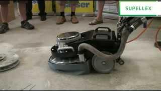 Bruska na beton Speedtronic od firmy Janser