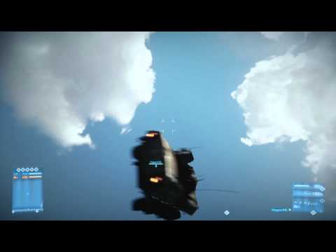 Battlefield 3 - Alternative Jet: LAV-AD