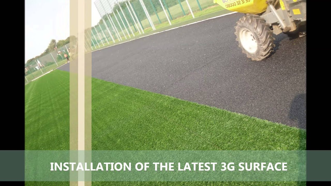 Artificial Turf Pitch Replacement In Wigan