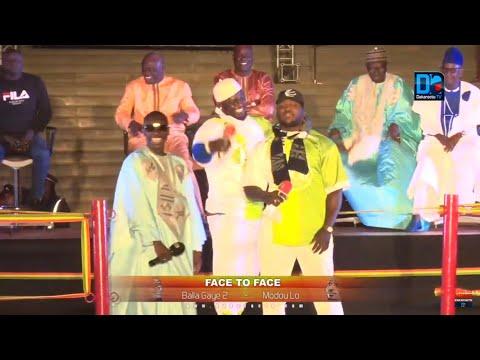 Face to Face Balla Gaye 2 vs Modou Lo : La prestation de pape diouf