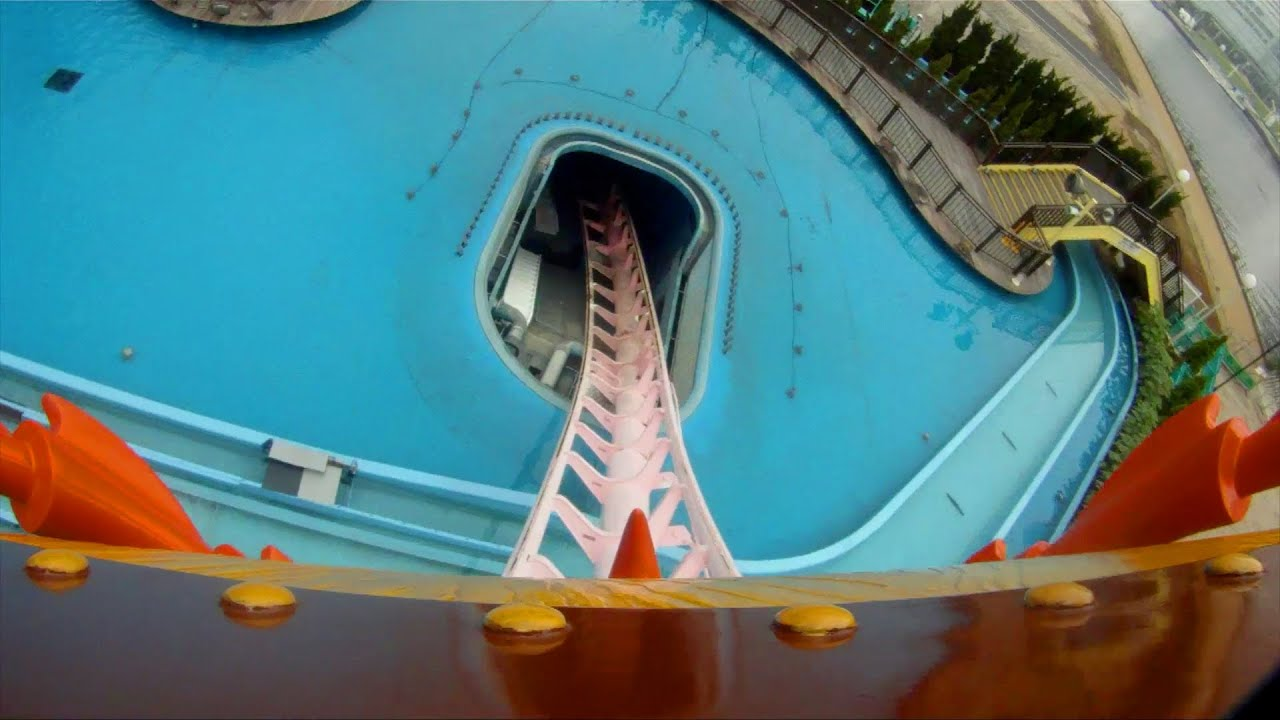 Underwater Roller Coaster Accident