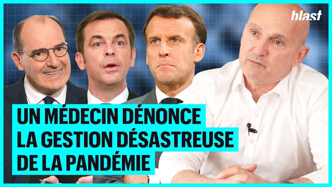 Download UN MÉDECIN DÉNONCE LA GESTION DÉSASTREUSE DE LA PANDÉMIE