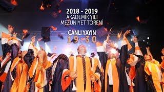 İzmir Ekonomi Üniversitesi 2019 Mezuniyet Töreni (4 Temmuz)