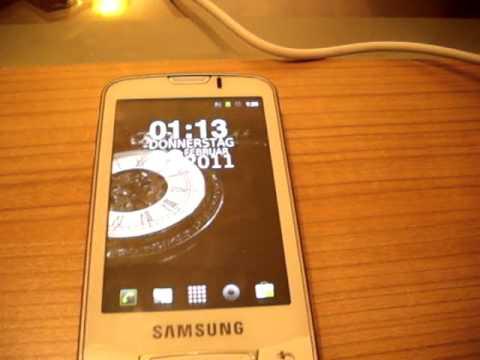 Samsung Galaxy i7500 Android Froyo GAOSP by Drakaz