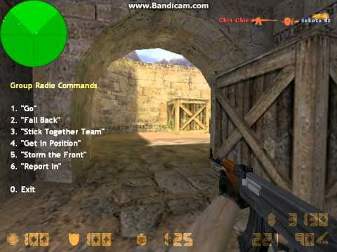 Counter Strike WarZone Online Server
