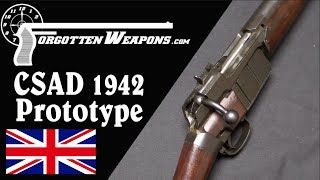 British 1942 Prototype Simplified...Enfield?