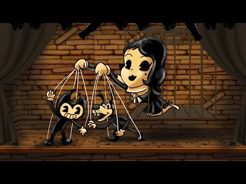 Minecraft | Bendy And The Ink Machine - WHO IS ALICE ANGEL? (Bendy in Minecraft)