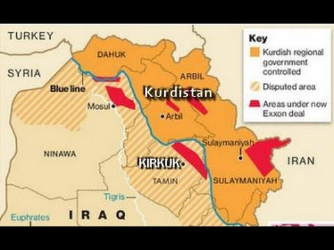 "THE NEW DRAMA ""KIRKUK """