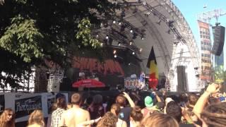 Dendemann - Beste wo gibt live Summerjam 2013 Köln