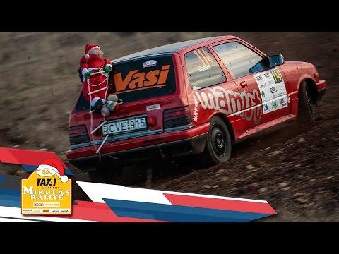 Mátyás-Nagy 20Mikulás Rallye  Versenyzői film