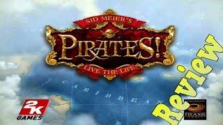 Sid Meier's Pirates! Retro Review (Xbox)