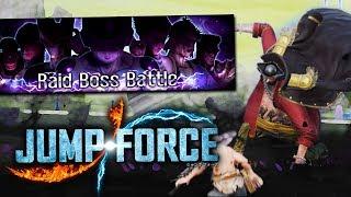 Unlock raid bosses